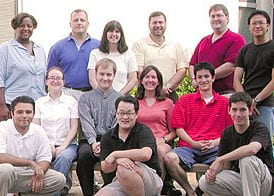 Human Factors and Aging Lab Members from 2002