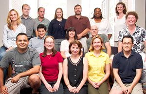 Human Factors and Aging Lab Members from 2004