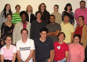 Human Factors and Aging Lab Members from 2006