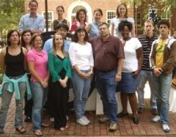Human Factors and Aging Lab Members from 2007