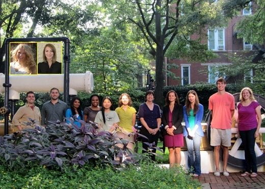 Human Factors and Aging Lab Members from 2013
