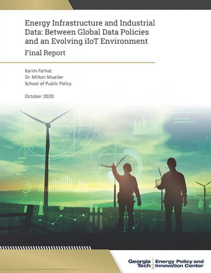 Report cover from iIOT full report.