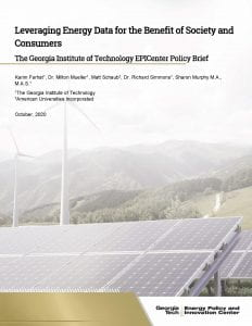 iIoT Policy Brief Cover Page