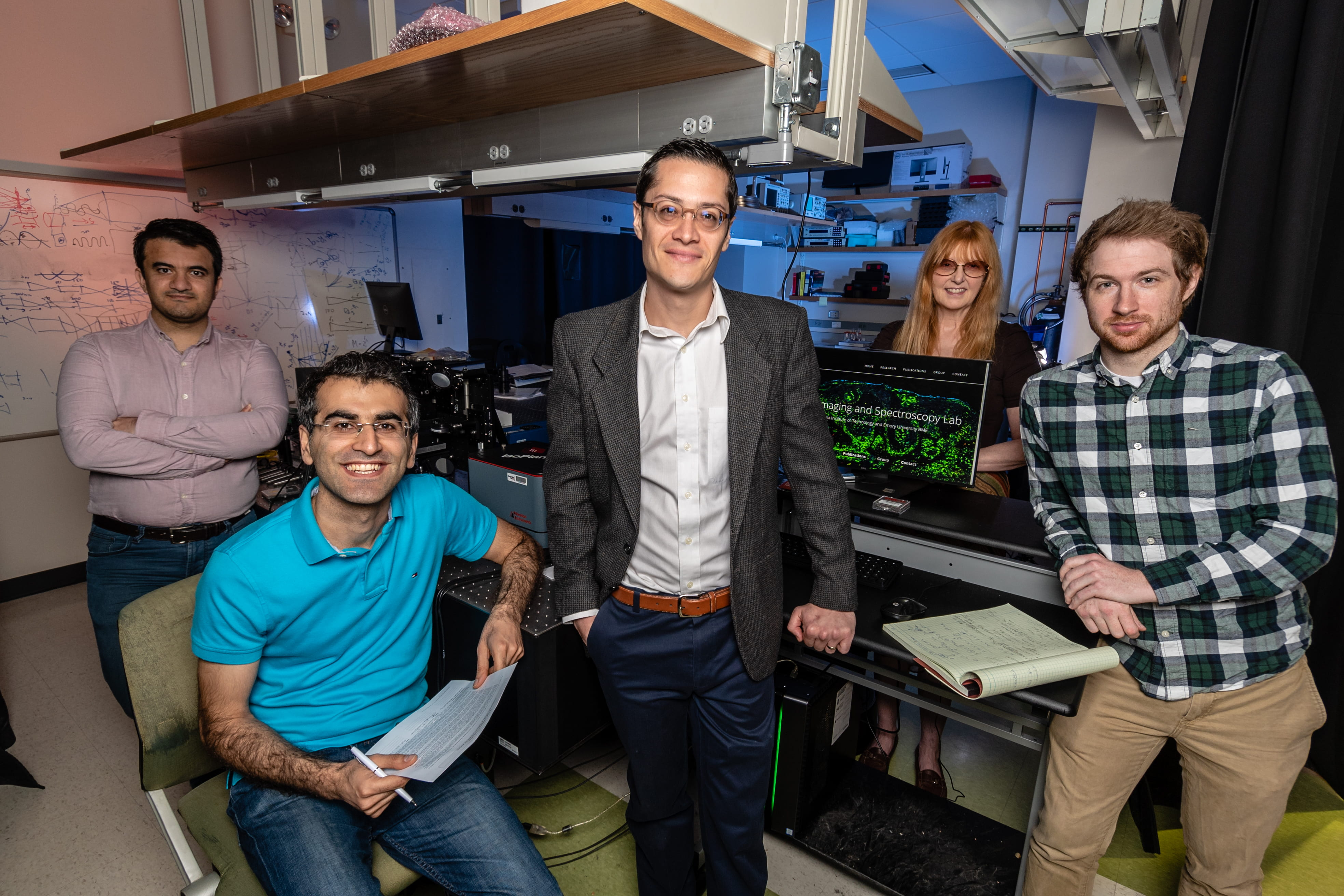 Francisco E Robles Assistant Professor  Biophotonics, microscopy, spectroscopy, interferometry, holography, molecular imaging, non-linear optics  Wallace A. Coulter Department of Biomedical Engineering College of Engineering Georgia Institute of Technology