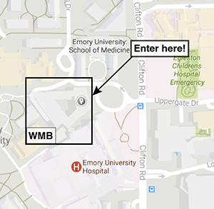 Map to WMB
