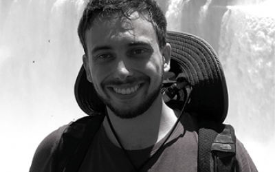 The group welcomes Dr. Jacopo Marchi