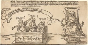 Albrecht_Dürer_-_Justice,_Truth_and_Reason_in_the_Stocks_with_the_Seated_Judge_and_Sleeping_Piety