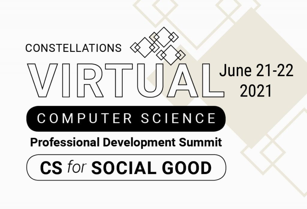 Constellations Virtual Computer Science PD Summit