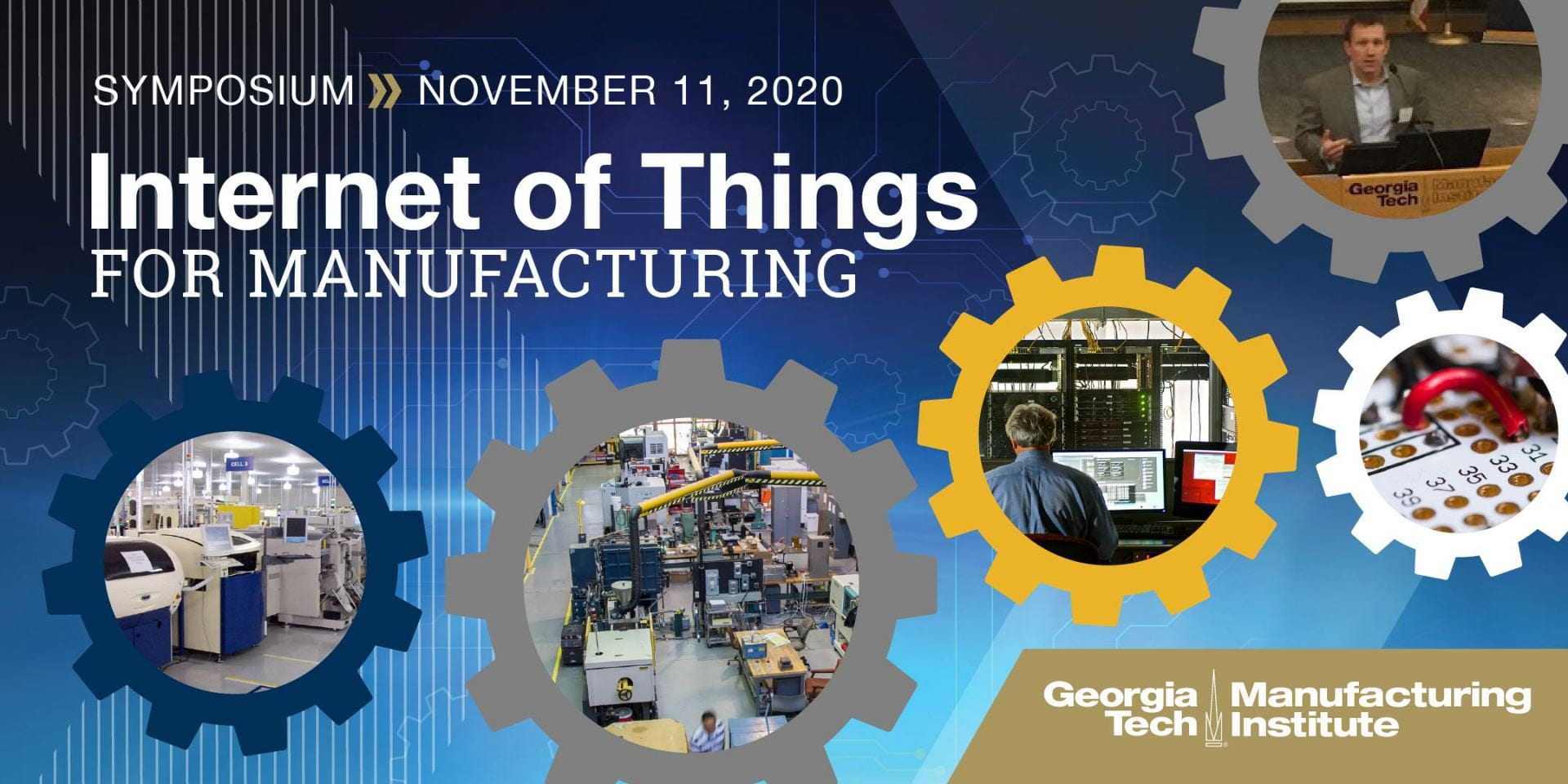 2020 Internet of Things for Manufacturing Symposium