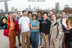 February 2010 Potter Group